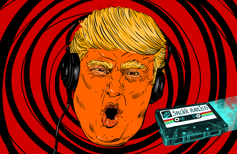 Illustration for article titled A Cathartic Playlist for Freaking Out About Donald Trump