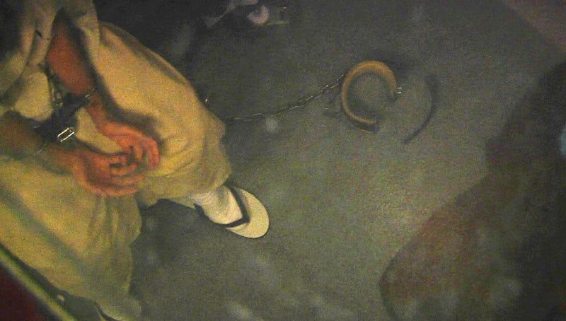 Illustration for article titled Itt a Guantanamói-öböl fogolytáborának majdnem teljes névsora
