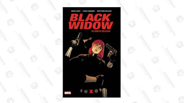 Waid and Samnee s Complete Romanoff Collection Is Just $20 and the Ideal Gift for Any Aspiring Widow