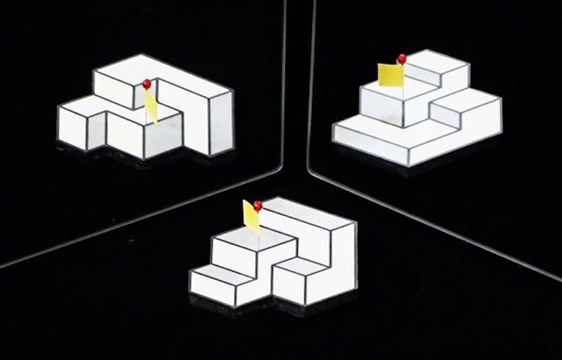 Illustration for article titled Puedes ver todas las veces que quieras la ganadora a la mejor ilusión óptica del año: tu mente seguirá engañándote