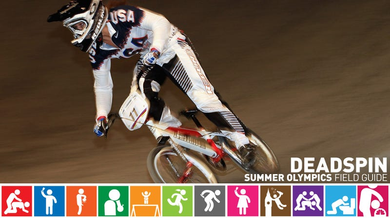 "Illustration for article titled Olympics Field Guide: Alise Post, The 21-Year-Old ""Beast"" Of Women's BMX"