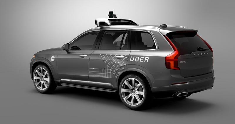 Illustration for article titled Uber pondrá en la calle sus primeros taxis autónomos este mismo mes, y serán gratuitos