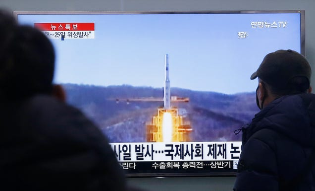 What Time Is North Korea's Missile Launch?