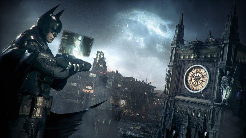 Illustration for article titled El juego Batman: Arkham Knight ya tiene posible fecha de estreno