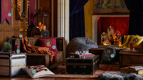 Potter Barn S New Harry Potter Items Give You Hogwarts At Home