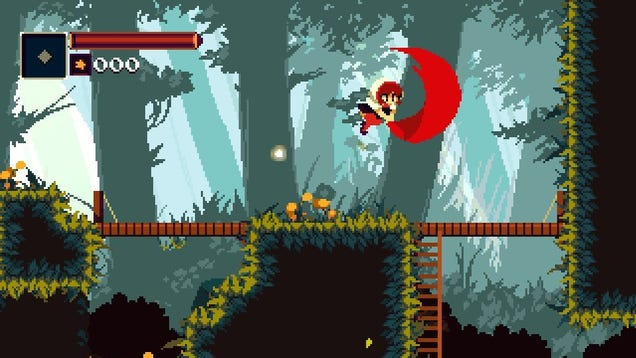 Hey, Hollow Knight fans: There's another brilliant, adorable Metroidvania out on the Switch