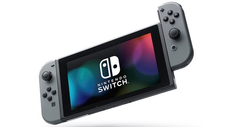 Illustration for article titled Nintendo Switch is the Perfect Console for Millennials