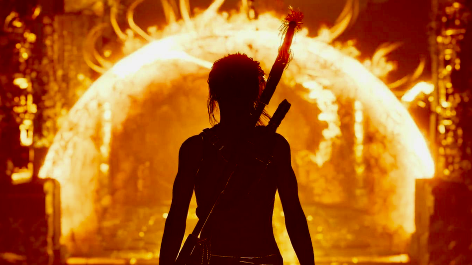 Shadow Of The Tomb Raider Gets Review Bombed For Going On ...  Shadow Of The T...