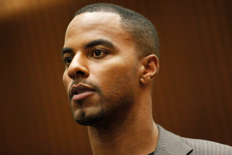 Former NFL safety Darren Sharper in 2014Bob Chamberlin-Pool/Getty Images