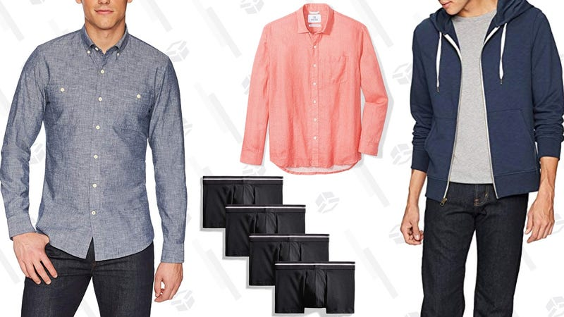 Goodthreads and 28 Palms Menswear Sale | Amazon