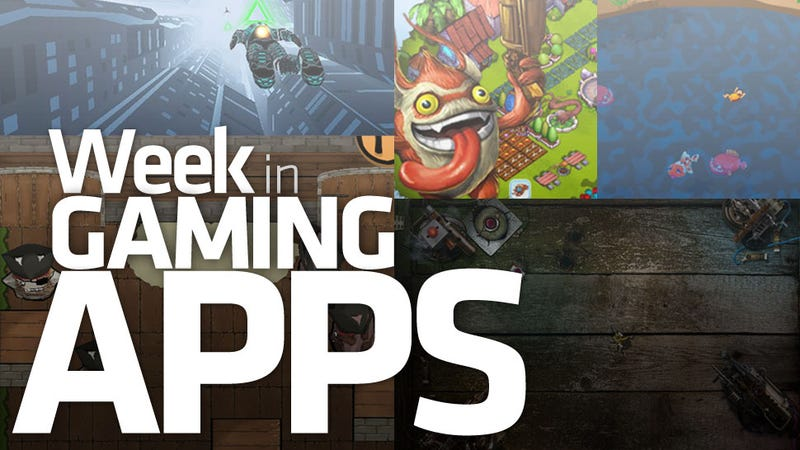 Illustration for article titled Stan Lee's The Week in Gaming Apps