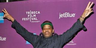 Damon Dash at the 2013 Tribeca Film Festival in April (Daniel Zuchnik/FilmMagic/Getty Images)