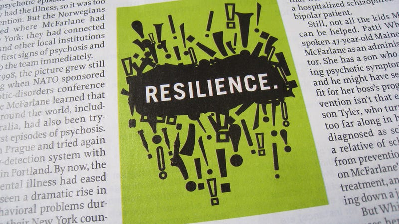 Illustration for article titled Surround Yourself With People You Can Rely On to Build Resilience