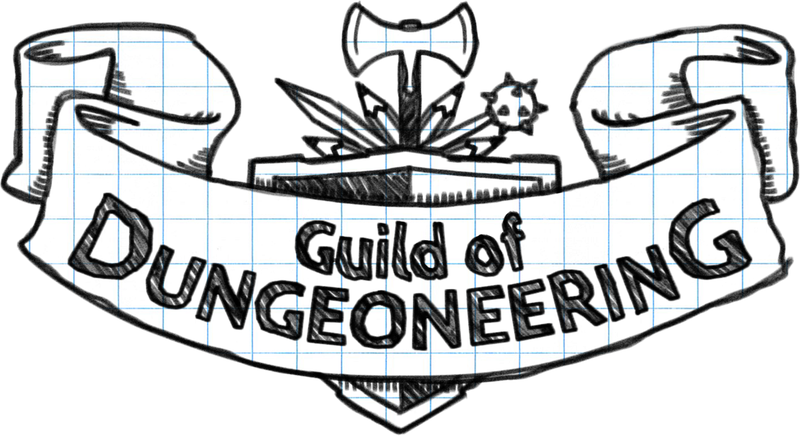 Illustration for article titled Guild of Dungeoneering - Building Dungeons & Bribing Dungeoneers