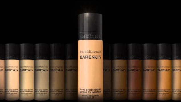Bare Escentuals Bucks Tradition and Tries Liquid Foundation