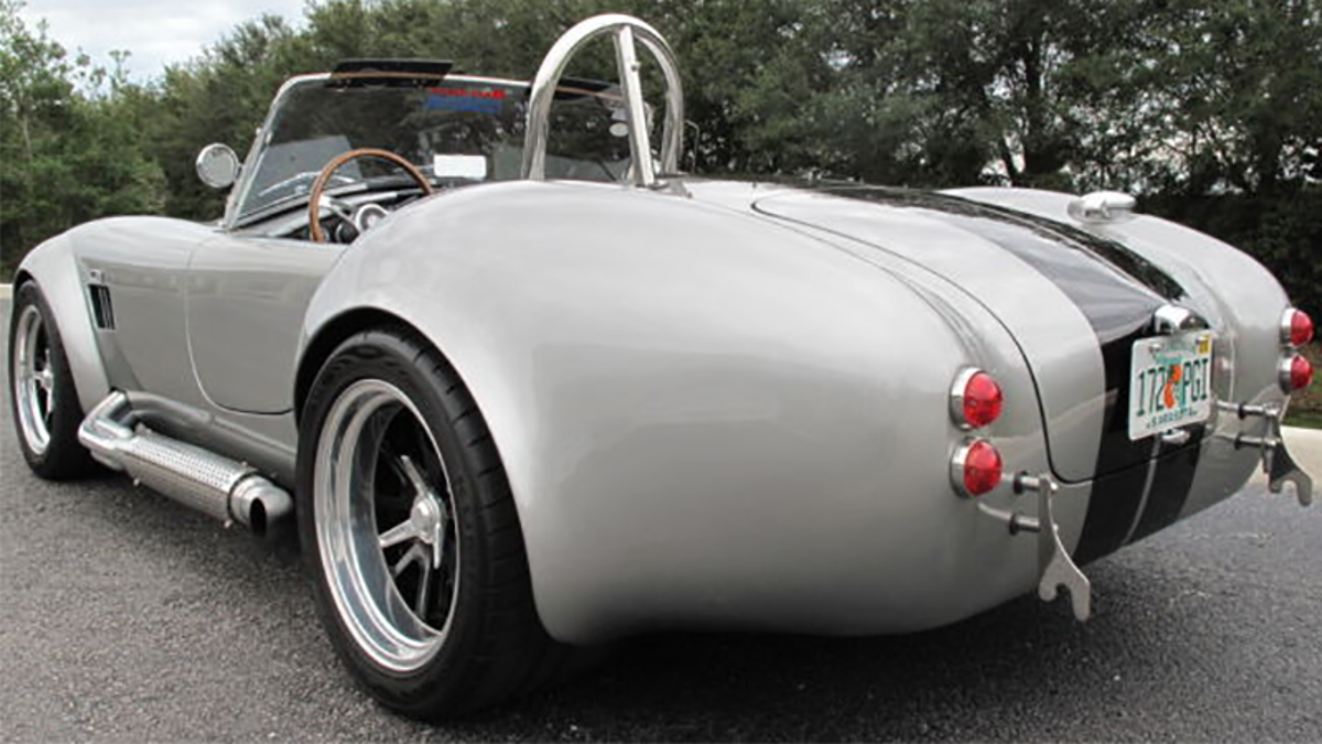 You Can Buy This Insane Shelby Cobra For The Price Of A