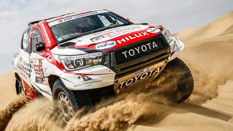 Illustration for article titled Here's Your Quick and Dirty 2019 Dakar Rally Winners Round Up