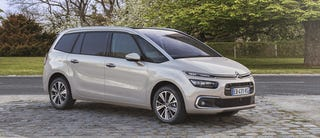 Illustration for article titled Citroen C4 Grand Picasso. Time to hand in your man card?