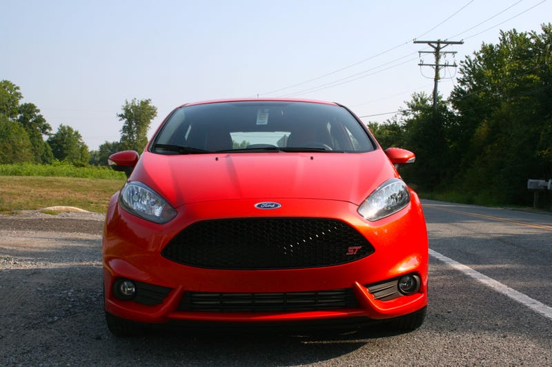 2014 Ford Fiesta ST The Jalopnik Review