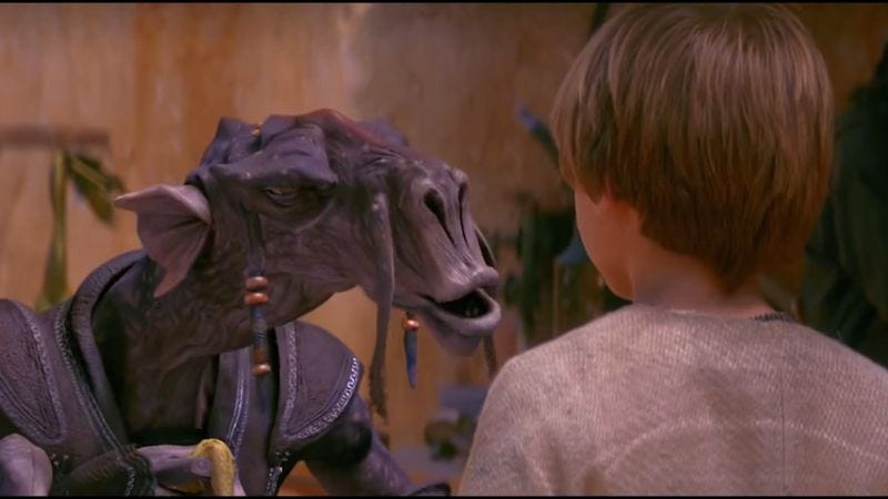 Star Wars: Episode I—The Phantom Menace