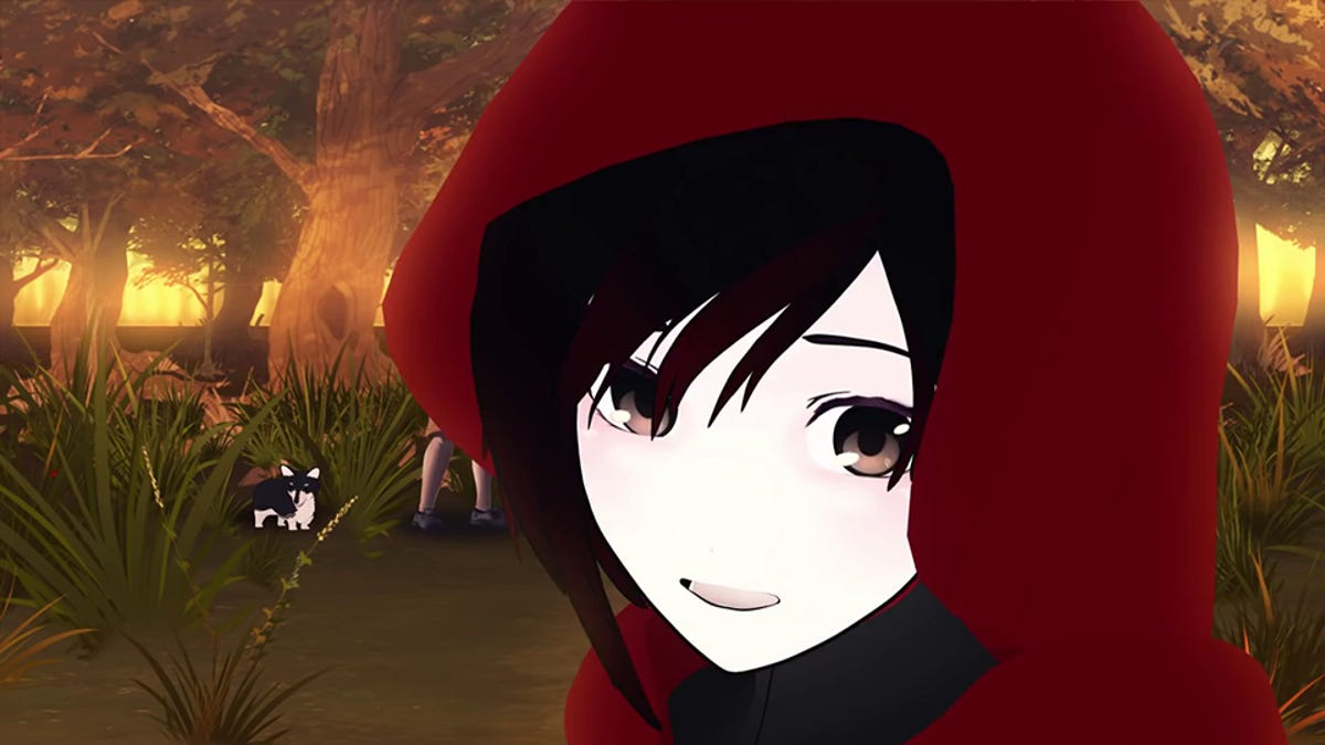 RWBY's Third Season Brings Grimm Fairytale Darkness