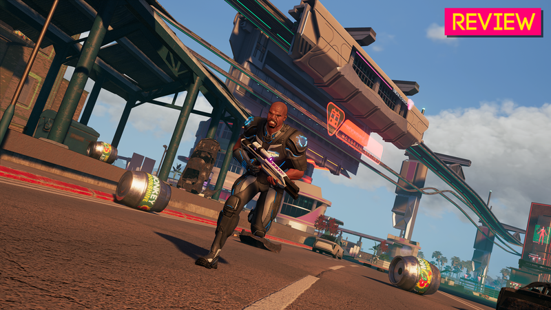 Crackdown 3: The Kotaku Review