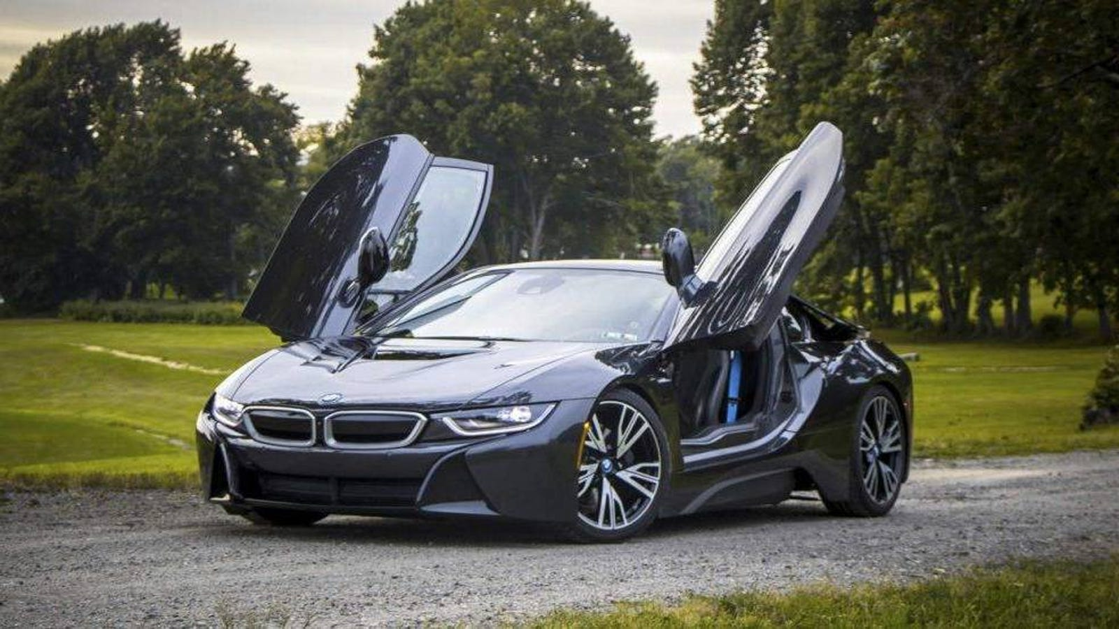 At $63,750, Could You Get Hyped Over This 2014 BMW i8 Hybrid?