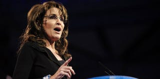 Sarah Palin at CPAC (Pete Marovich/Getty Images)