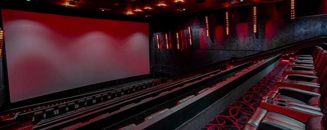 Movie Theater Chains Allowing Vaccinated Patrons to Go Maskless