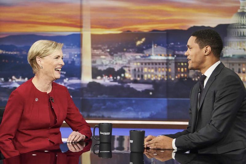 The Daily Show With Trevor Noah (Screenshot: Comedy Central)