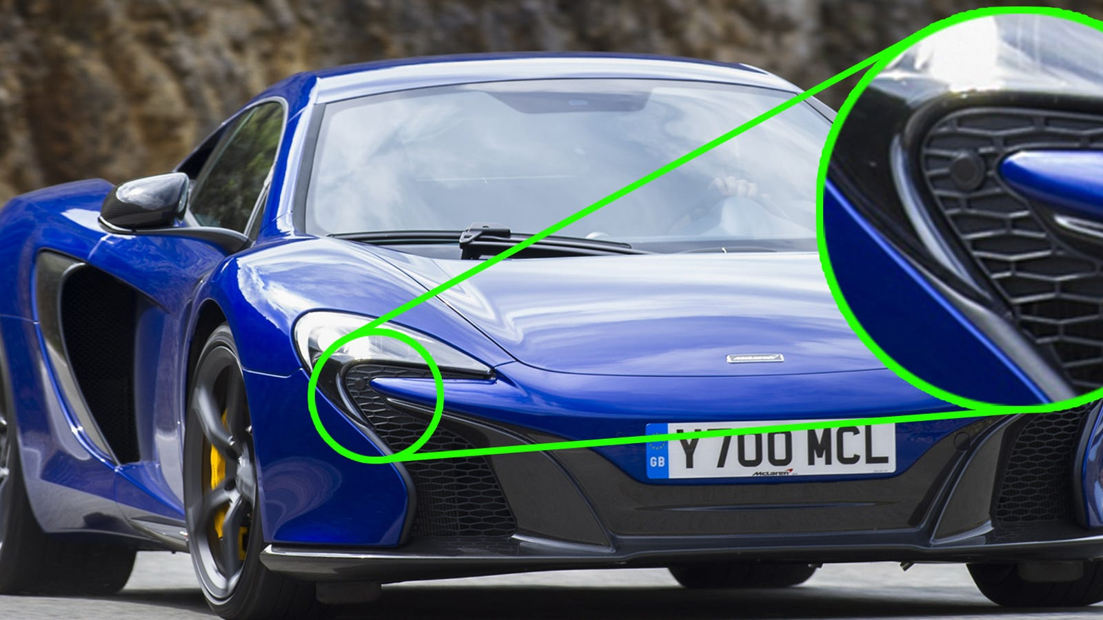 Cars With Awful Fake Air Intakes