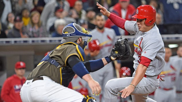 The Cardinals Lost Their Eighth Game