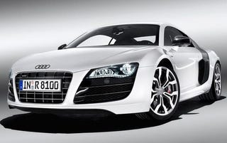 Illustration for article titled Audi R8 V10 Priced From $146K
