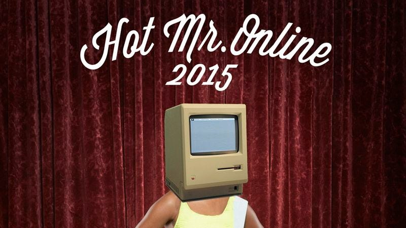 Illustration for article titled Announcing 'Hot Mr. Online': America's First Internet-Only Beauty Pageant