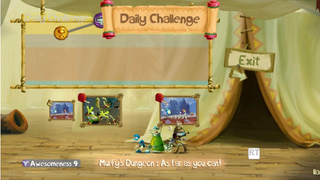 Illustration for article titled Rayman Legends' Online Challenge Mode will be Released Free on Wii U in April