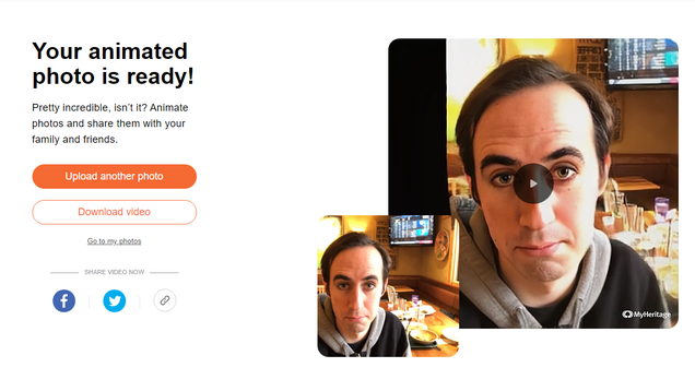 Consider Your Data Privacy When Making MyHeritage  Deepfakes