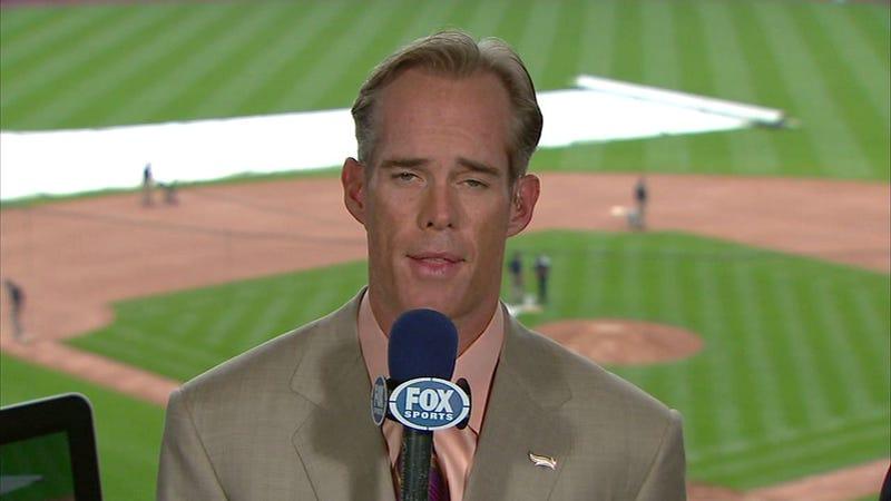 Joe Buck admits he had a hair plug addiction