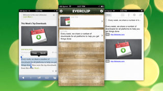 Illustration for article titled EverClip Automatically Imports Your iOS Clipboard to Evernote