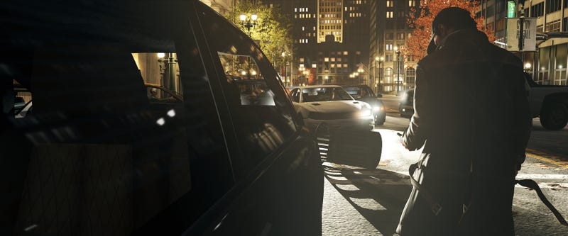 Illustration for article titled This Is How Good Watch Dogs Can Look On PC