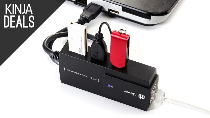 This Usb Hub Includes Your Too Thin Laptop S Missing