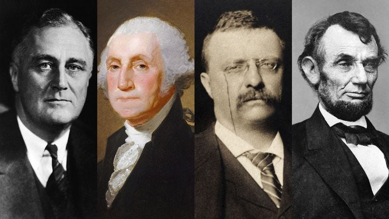 Illustration for article titled A Primer On History's Greatest Presidents