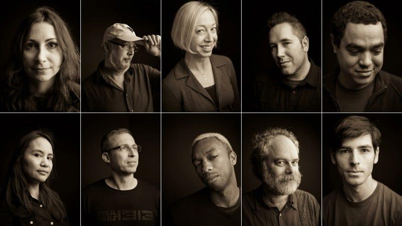 In 30 Tender Portraits, LucasArts Remembers LucasArts