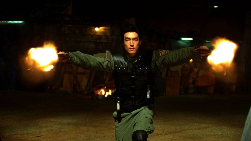 Daniel Henney as Agent Zero in X-Men Origins: Wolverine (2009)