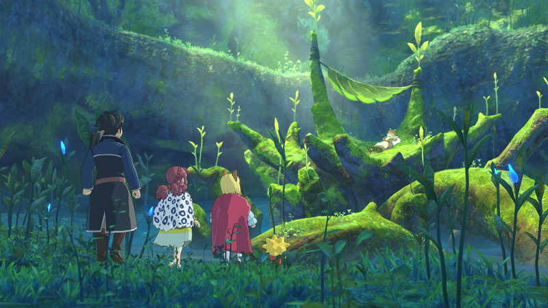 Illustration for article titled Watch Us PlayNi no Kuni II