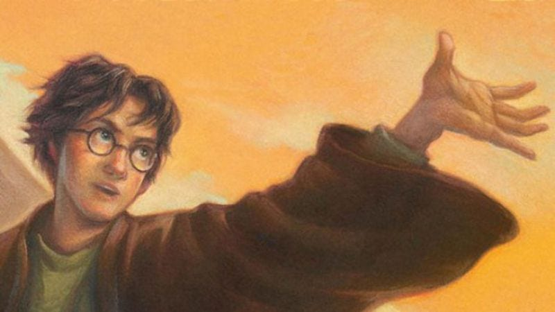 Illustration for article titled J.K. Rowling posted a new story on the redesigned Pottermore site