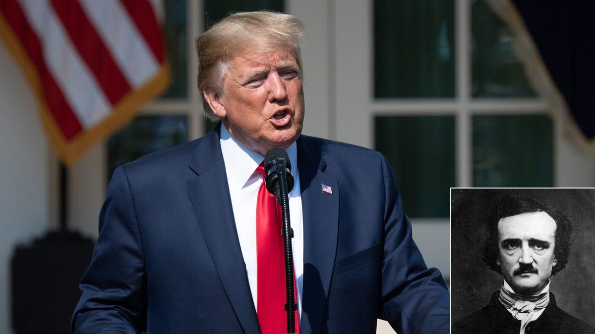 Trump Escalates Baltimore Attacks With Rambling, 3-Hour Press