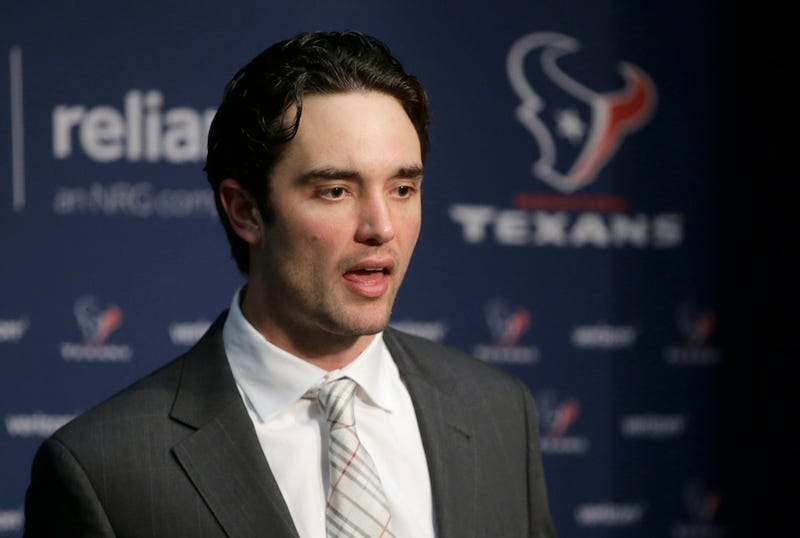 Texans did not trade Brock Osweiler to get Tony Romo