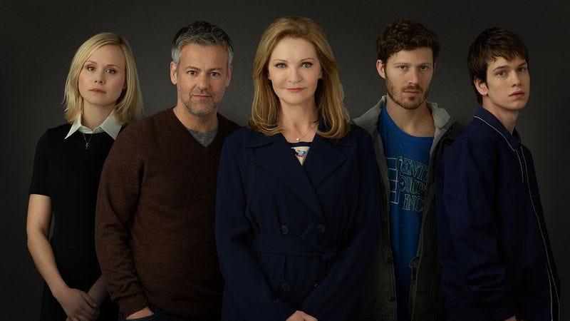 Photo: The Family (ABC)