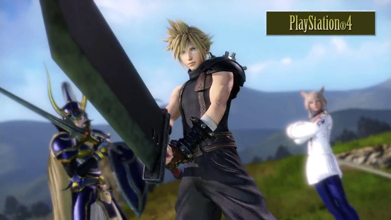 Illustration for article titled Nyren's Corner: Dissidia Final Fantasy PS4 Confirmed, But Not Shown