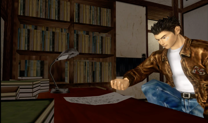 Illustration for article titled Shenmue's World Is Full Of Wonderful Junk